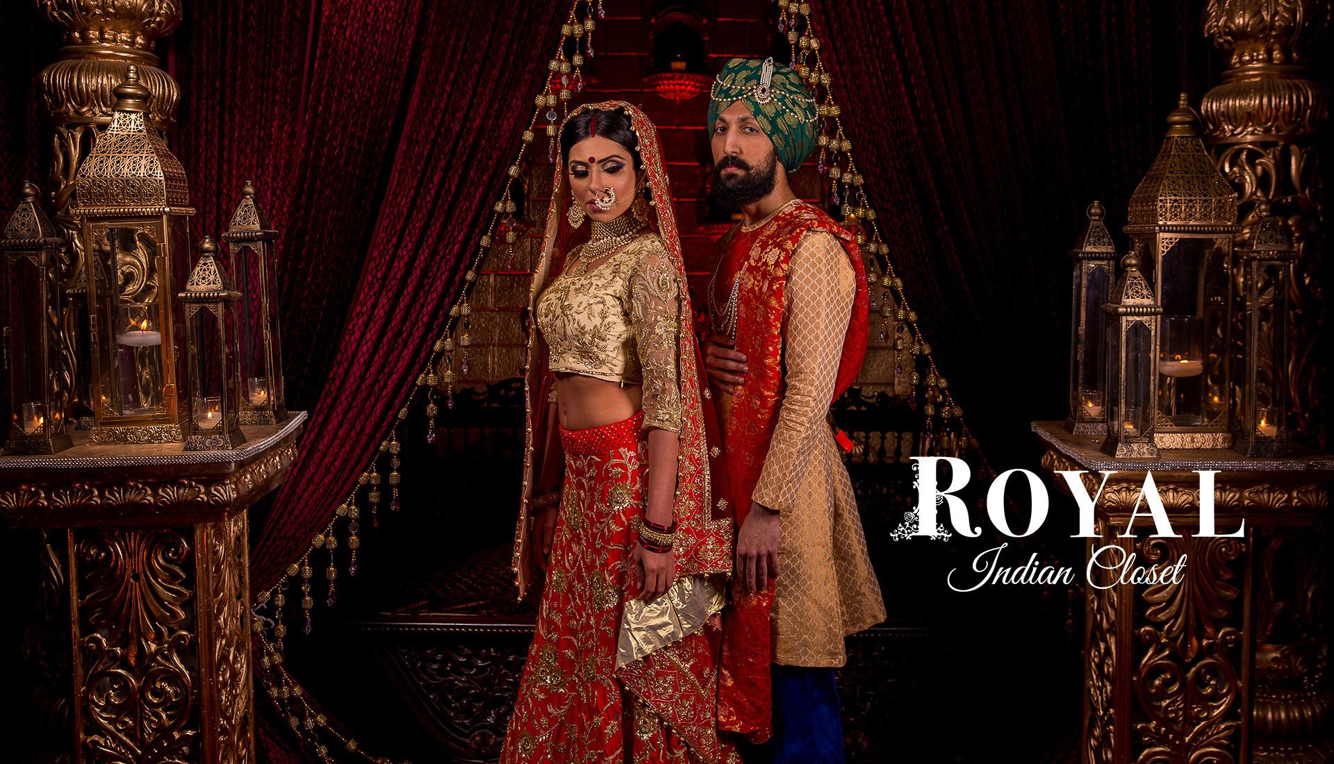 Royal Indian Closet